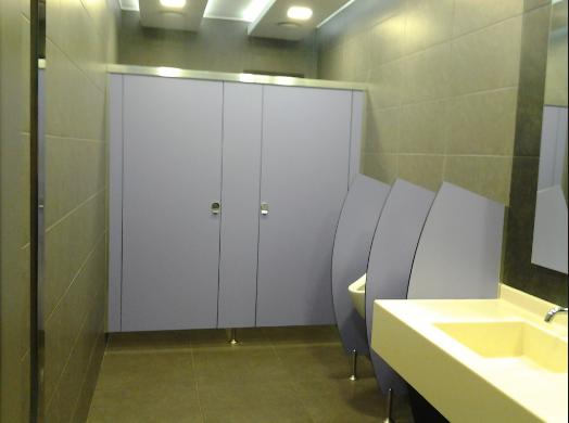 vách ngăn khu vệ sinh