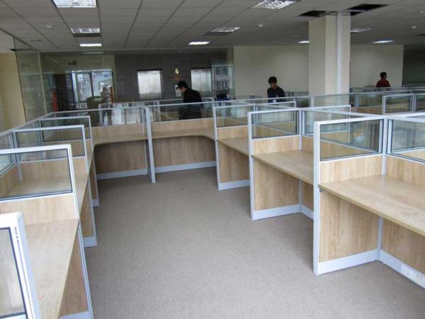 Các mẫu vách ngăn văn phòng đẹp