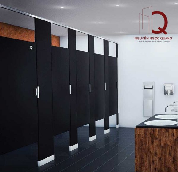 Tầm quan trọng của bản vẽ vách ngăn trong thi công nhà vệ sinh