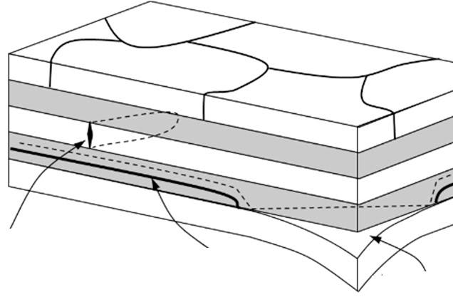Vết nứt gây mất thẩm mỹ và hư hại lâu dài cho tấm ốp tường
